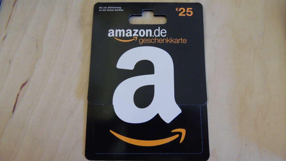 Amazon Gutschein Karte.Amazon Gutscheinkarte